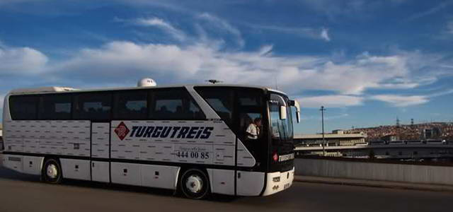 Kars Turgutreis Isparta Otobüs Seferleri