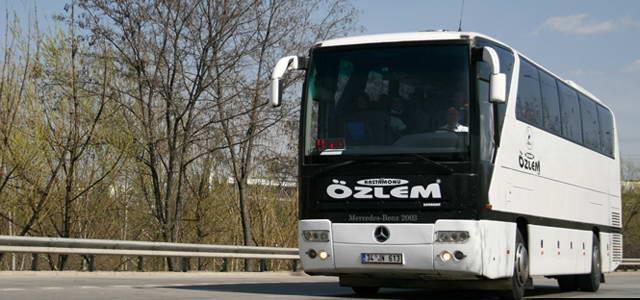 Kastamonu Özlem Seyahat Bursa Otobüs Seferleri
