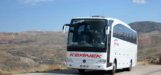 Kernek Turizm Antalya Otobüs Seferleri