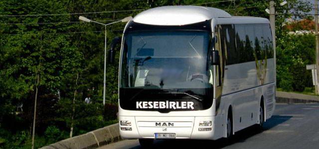 Kesebirler Turizm Kırklareli Otobüs Seferleri