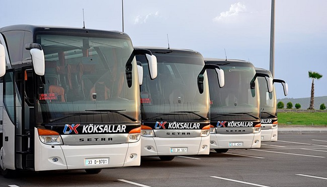 Köksallar Turizm Sakarya Otobüs Seferleri