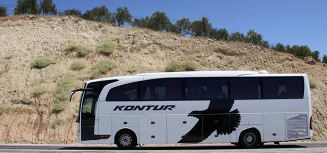Kontur Balıkesir Bus Journeys