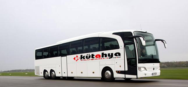 Kütahya Tavşanlı Seyahat Eskişehir Otobüs Seferleri