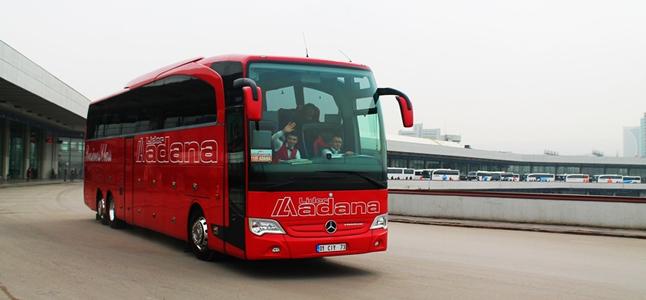 Lider Adana Ankara Otobüs Seferleri