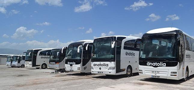 Lider Anatolia Seyahat İzmir Otobüs Seferleri