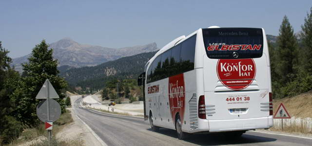 Lider Elbistan Kayseri Otobüs Seferleri