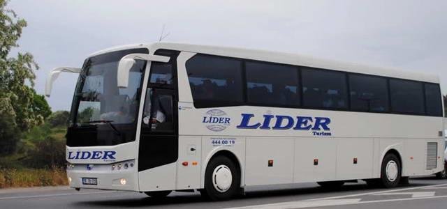 Lider Turizm Manisa Otobüs Seferleri