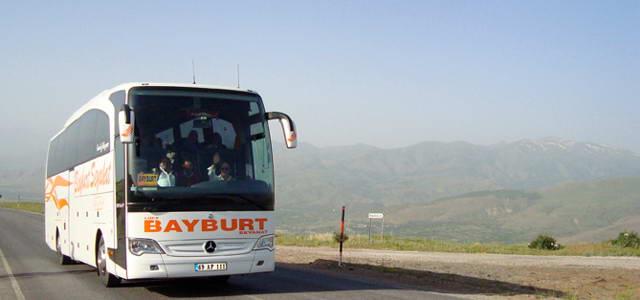 Lüks Bayburt Seyahat Bayburt Otobüs Seferleri