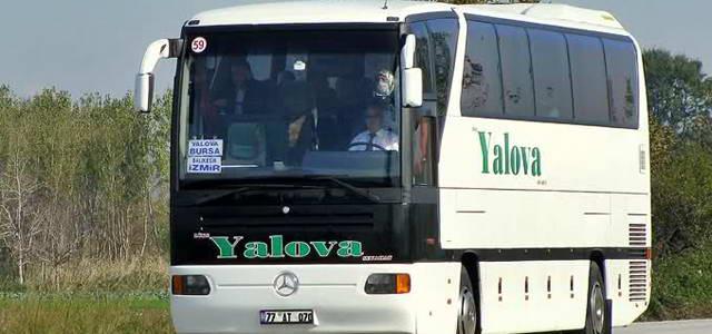 Lüks Yalova Seyahat İstanbul (Anadolu) Otobüs Seferleri