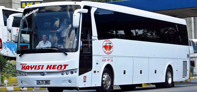 Malatya Kayısı Kent Turizm Adapazarı Otobüs Seferleri