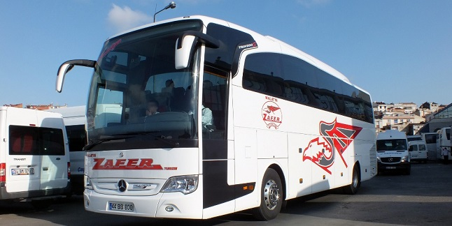 Malatya Zafer Turizm Bursa Bus Journeys