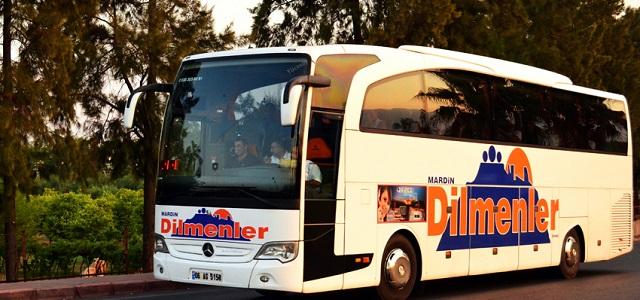 Mardin Dilmenler Seyahat Alanya Bus Journeys
