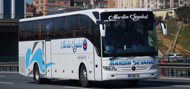 Mardin Seyahat Mardin Otobüs Seferleri