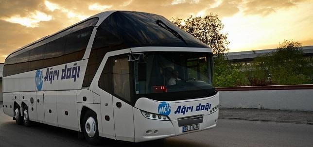 Ankara Mek Ağrı Dağı Turizm Otobüs Bileti   NeredenNereye.com