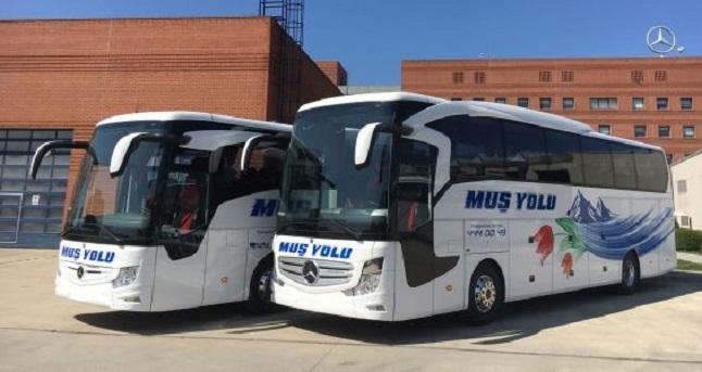 Muş Yolu Turizm Afyonkarahisar Bus Journeys