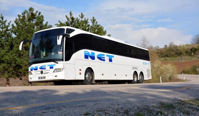 Net Turizm Tokat Otobüs Seferleri