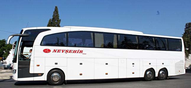 Nevşehir Seyahat Adana Otobüs Seferleri