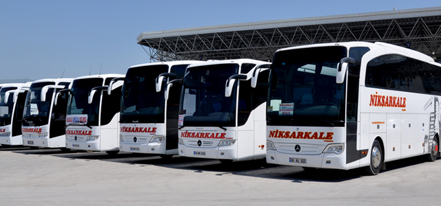 Niksarkale Turizm Amasya Bus Journeys