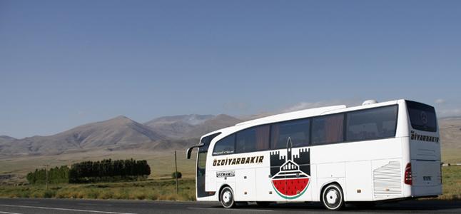 Öz Diyarbakır Seyahat Osmaniye Otobüs Seferleri