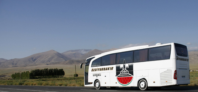 Öz Diyarbakır Seyahat Bingöl Bus Journeys