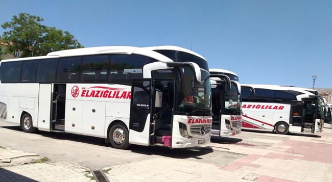 Öz Elazığlılar Gebze Otobüs Seferleri