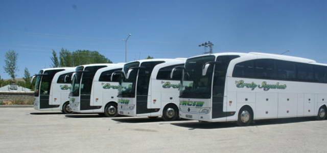Öz Erciş Seyahat Yozgat Otobüs Seferleri