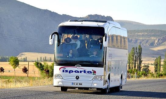 Öz Isparta Turizm Isparta Otobüs Seferleri