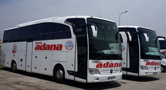 Özlem Adana Turizm Aydın Otobüs Seferleri