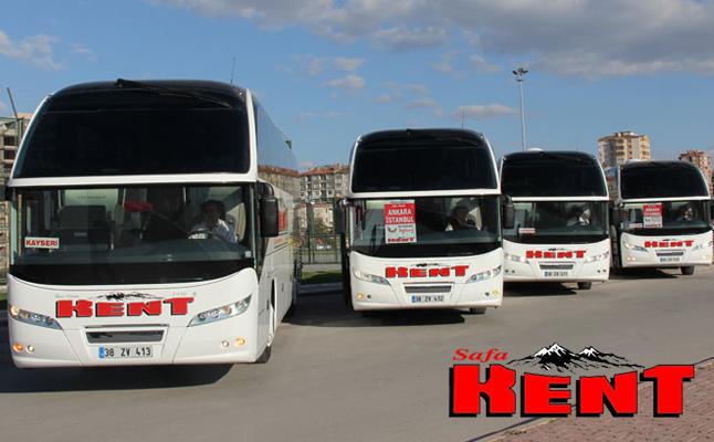Safa Kent Turizm Çorum Otobüs Seferleri