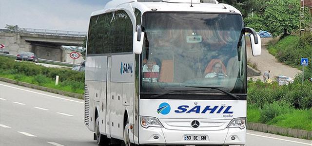 Sahil Seyahat Ordu Otobüs Seferleri