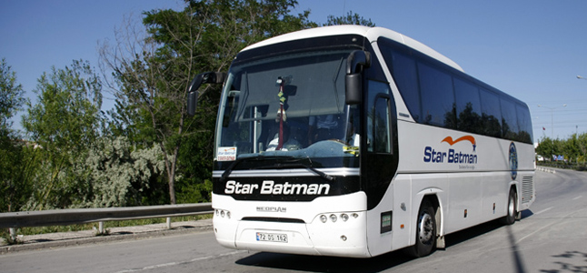 Star Batman Malatya Otobüs Seferleri