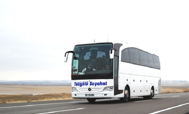 Tuzgölü Seyahat