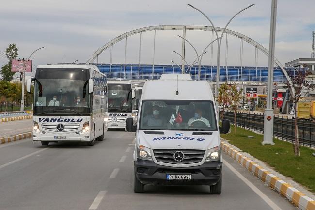 VanGölü Turizm Van Otobüs Seferleri