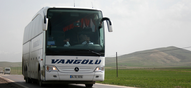 Van Gölü Turizm Şanlıurfa Otobüs Seferleri