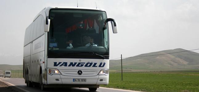 VanGölü Turizm Tokat Otobüs Seferleri