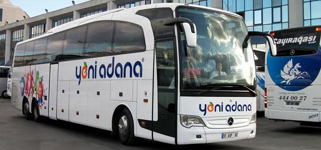 Yeni Adana Seyahat Kahramanmaraş Otobüs Seferleri