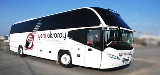 Yeni Aksaray Seyahat Kayseri Otobüs Seferleri