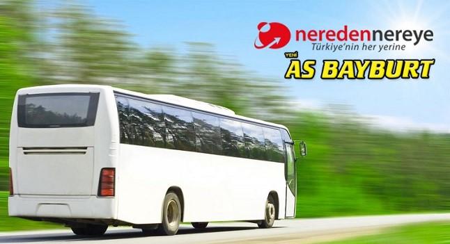 Yeni As Bayburt Turizm Sivas Otobüs Seferleri