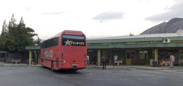 Amasya Bus Station