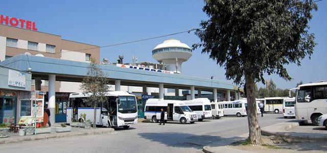 İzmir Bus Station