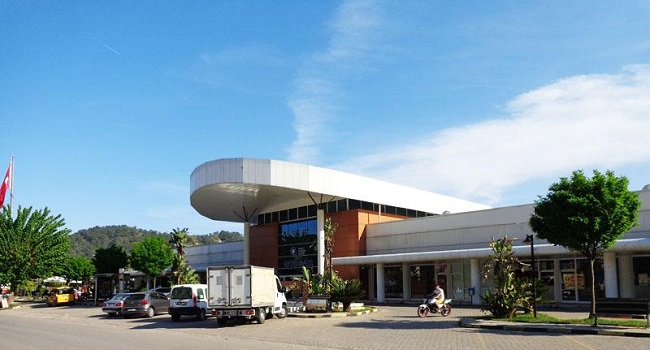 Kemer Bus Station