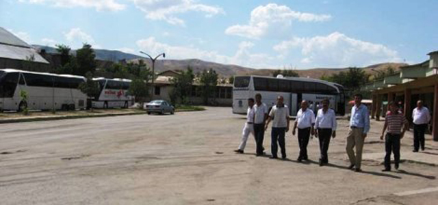 Muş Bus Station