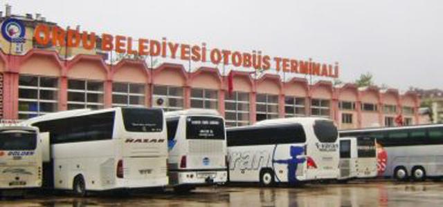 Ordu Bus Station