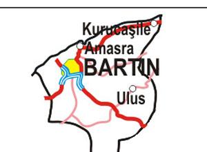 Bartın Haritası