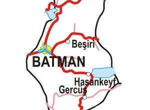 Batman Haritası