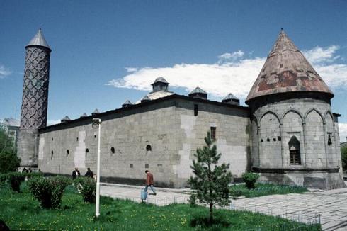 Yakutiye Medresesi , Erzurum