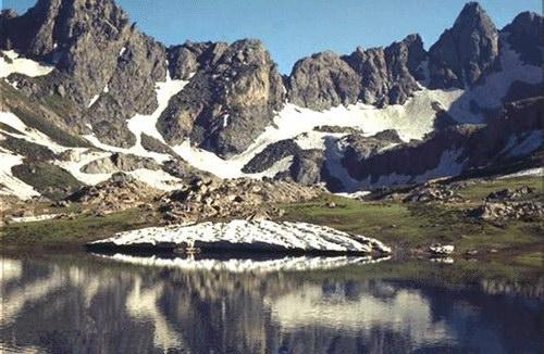 Cilo Dağları , Hakkari