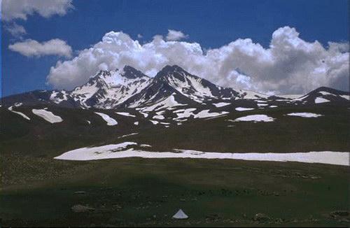 Erciyes Dağı , Kayseri