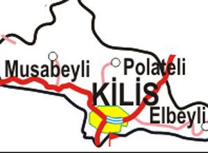 Kilis Haritası