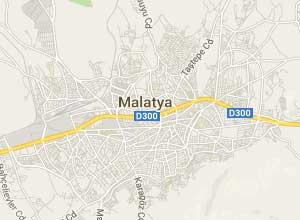 Malatya Haritası
